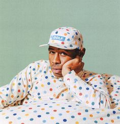 Tyler the Creator speaks on black masculinity and how it inspired Golf Wang Moda Instagram, Golf Tyler, Tyler The Creator Wallpaper, Photo Wall Collage, Picture Wall, Flower Boys, Golf Fashion, Golf Outfit, Polka Dots