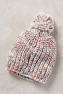 Acona Pom Pom Hat #anthrofave