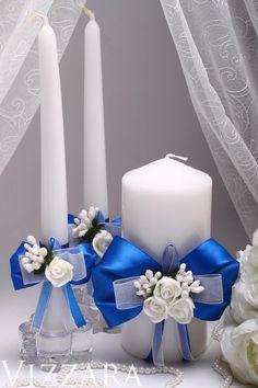 Unity candle Royal blue wedding Unity candle sets Royal blue wedding ideas Unity candles for wedding