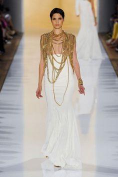 Alexandre Vauthier Couture Fall 2012   Trendland: Fashion Blog & Trend Magazine