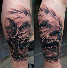 Tattoo by Thomas Kynst