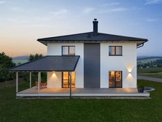 Modum: 8:11FD   HUF HAUS | Land Topography Ideas | Pinterest | Huf, Haus  And House