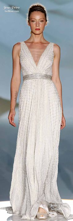 Jesus Peiro: Barcelona Bridal Week Spring 2015