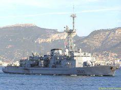 Frégate anti-sous-marine type F70 ASM La Motte-Picquet D645