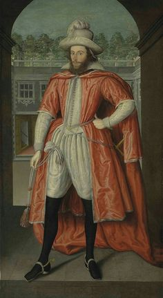 William Pope, 1 Earl of Downe (1573-1631)