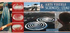 Arts+visuels+&+sciences+:+l'eau+-+Réseau+Canopé