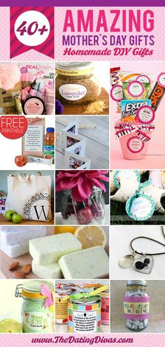 40+ Amazing Mother's Day Gifts | The Dating Divas