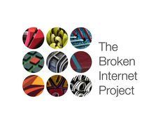 """Dan Cormier, """"The Broken Internet Project"""" Similar to """"Broken Telephone"""" Project (use this link to it: https://www.flickr.com/photos/dancormier/sets/72157633067790683/ ).  This time 26 pre-selected polymer artists each began with Dan's starting piece.  See this link form more details on how it all worked.  View accompanying pins to see the results."""