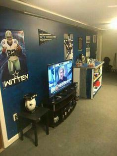 the ultimate game room dallas cowboys style dallas cowboys and