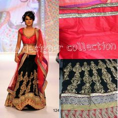 Indian Ethnic Bollywood Designer Lengha Party Wear Traditional Dress Wedding #SiaDesignerCollection #BollywoodDress