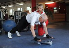 World's fittest 96-year-old, Charles Eugster, shares diet and exercise tips - TODAY.com