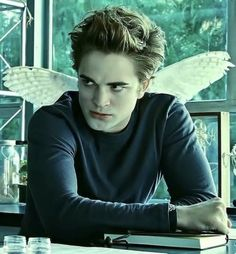 MelbieToast: Angel in Disguise! Vampire Twilight, Twilight 2008, Twilight Movie, Twilight Saga, Twilight Pictures, Architecture Tattoo, Goth Aesthetic, Edward Cullen, Outlander Series