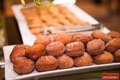 Homemade donuts for the dessert lover.