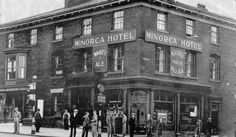 The Minorca Hotel, now Berkley Square