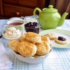 Proper English Scones.A recipe with measurements for North American bakers.