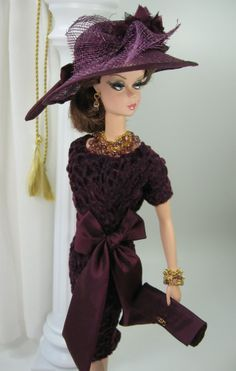 silkstone barbie clothes - Google Search