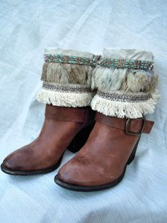 NIV Collection   Boho Accents, Ankle Art, Boho Boot Accents -  www.bohoaccents.com