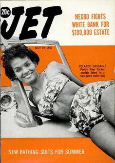 vintage jet magazine pinups - Google Search