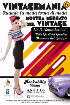 This week in the blog: Bassano vintagemania