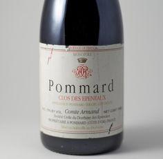 SOMMPICKS – 1998 Comte Armand Pommard 1er Cru Close de Epeneaux (France - Burgundy) $85