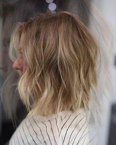 C O L L A R.  L E N G T H #haircut #miami #sexhair #livedinhair #anhcotran by anhcotran