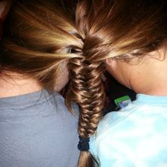 Photo by blazesymone asked if I could braid hair together and I did it