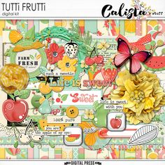 Tutti Frutti Kit