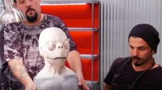 """""""Face Off"""" Season 2 on SyFy (such a geek but I love it!)"""
