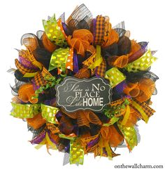 Witchy Welcome Wreath