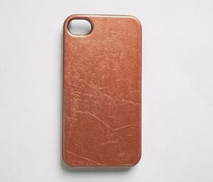 Rose Gold Lacquer iPhone