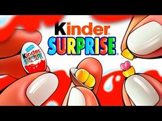 Realistic Miniature KINDER SURPRISE EGG Tutorial! | DollHouse DIY ♥ - YouTube