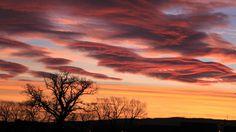 Sunrise in Inverness Scotland