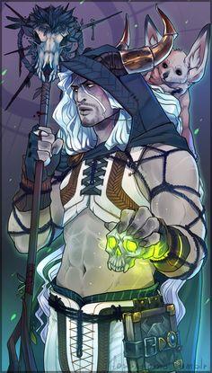 MaraasMy Inquisitor Adaar. - credit to fossatomo.tumblr.com