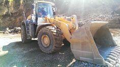 Sistem de cantarire Loadrite L2180 instalat pe Incarcator Frontal Liebherr L580 Romania, Tractors, Monster Trucks, Vehicles, Car, Vehicle, Tools