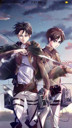 Attack On Titan Season, Attack On Titan Eren, Attack On Titan Ships, Attack On Titan Fanart, Otp Anime, Manga Anime, Anime Guys, Tous Les Anime, Aot Wallpaper