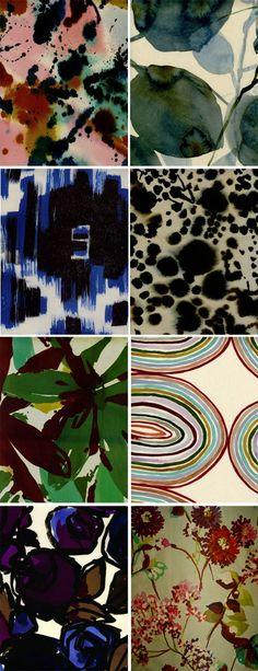 Image Via: Luli Sanchez   #Prints #Patterns