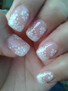 Cute nails for bried