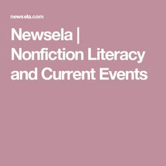 Newsela allows educators to take news articles over a range of topics and from many main stream sources and then adjust them to different reading levels. As a teacher I can differentiate the articles that I give to students to assist struggling readers receive the similar material to their classmates and from the text complete the same assignments.