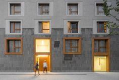 Fernandez et serres - Épiphanies - Appart'city à Marseille - D'architectures