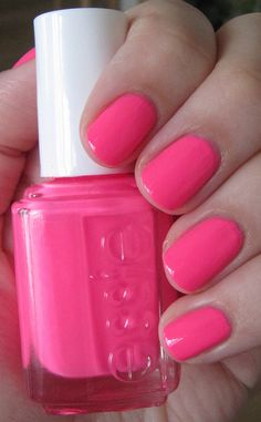 """Essie - """"Pink Parka"""" so sad this is discontinued :("""