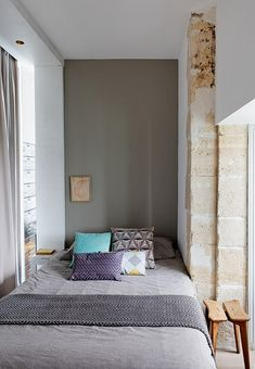 Nice soft colors for a bedroom. charlotte-vauvillier-5