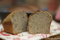 Coconut Cashew Bread Paleo Side Dishes, Side Dish Recipes, Real Food Recipes, Baking Recipes, Bread Recipes, Paleo Bread, Paleo Diet, Gluten Free Grains, Green Products
