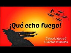 CUENTOS INFANTILES - ¡ Qué echo fuego ! ( Cuento para trabajar la rabia) - YouTube Spanish 1, Spanish Lessons, Learning Spanish, Foreign Language Teaching, Online Stories, Feelings And Emotions, Bedtime Stories, Spanish Language, Kids Videos