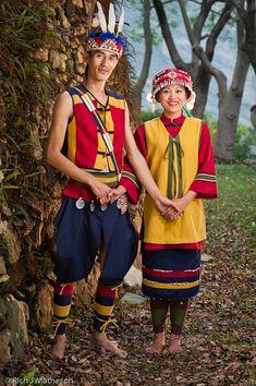 Sakizaya 撒奇萊雅族 Aboriginal Tribe, Taiwan Indigenous Peoples Culture Park, Sandimen, Pingtung County, Taiwan