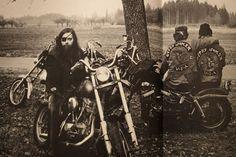 Seconda parte della trilogia radiofonica sui biker.