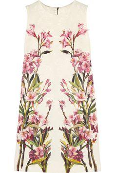 floral print dress - Dolce & Gabbana