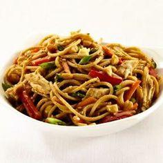 Essential Everyday – Thai Chicken Pasta Salad