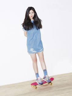 Kim Yoo Jung - Oh Boy! Magazine Vol.54
