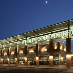 Whole Foods Markets Upper Arlington, Altamonte Springs, Retail Architecture, Supermarket Design, Rocky River, Chevy Chase, Newport News, Whole Foods Market, West Palm Beach