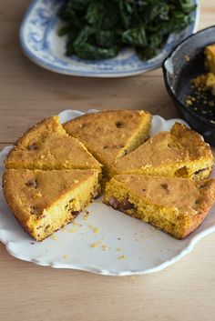 Cracklin' cornbread! My granny made the best cracklin' cornbread! I wish I could make it like her but maybe this is close enough.